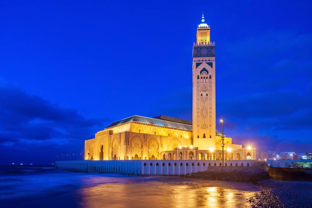 Hassan 2 mosque Casablanca