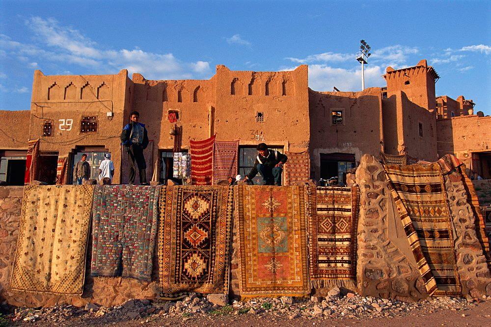 Kasbah Ait Ben Hadou Gboo Morocco Tours Ouarzazate(147)