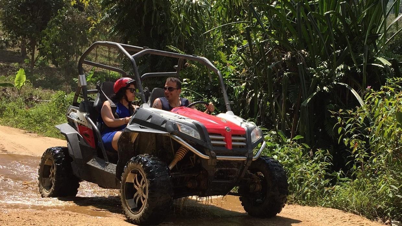 Samui Mountain ATV Tour 4