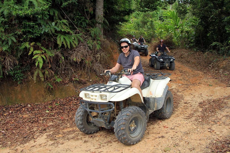 Samui Novice Waterfall ATV Tour 2