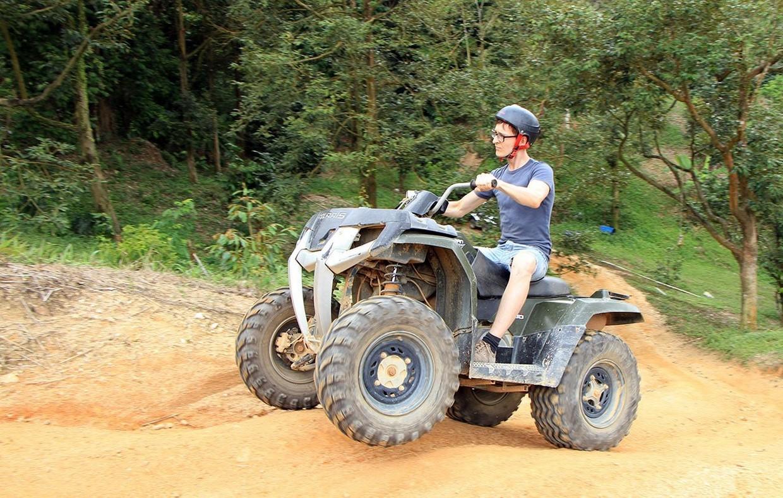 Samui Novice Waterfall ATV Tour 4