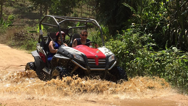X-Quad Samui ATV Tour 2