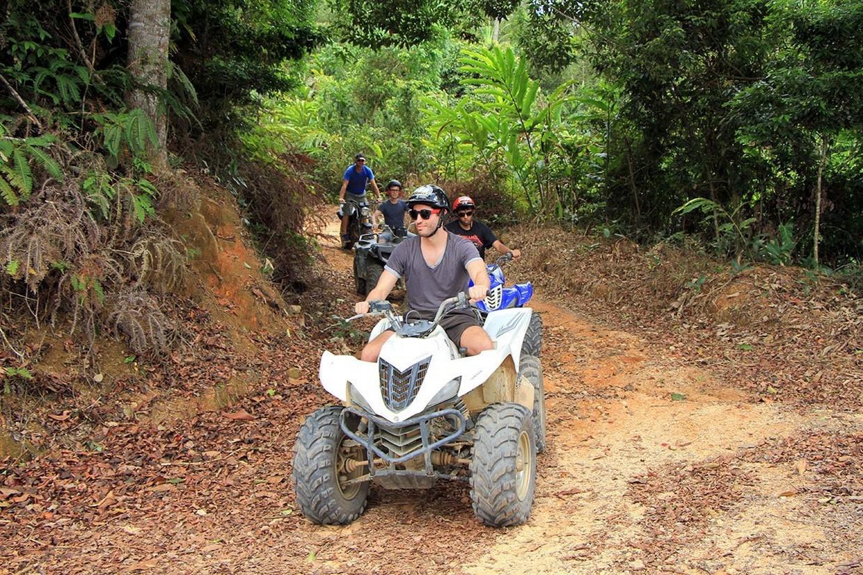 Samui Mountain ATV Tour 3
