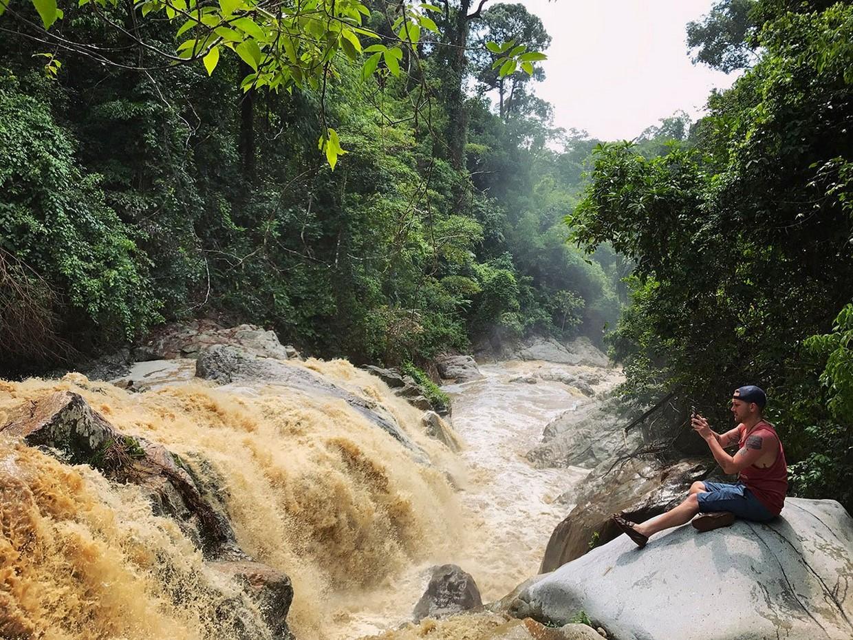 Samui Novice Waterfall ATV Tour 6