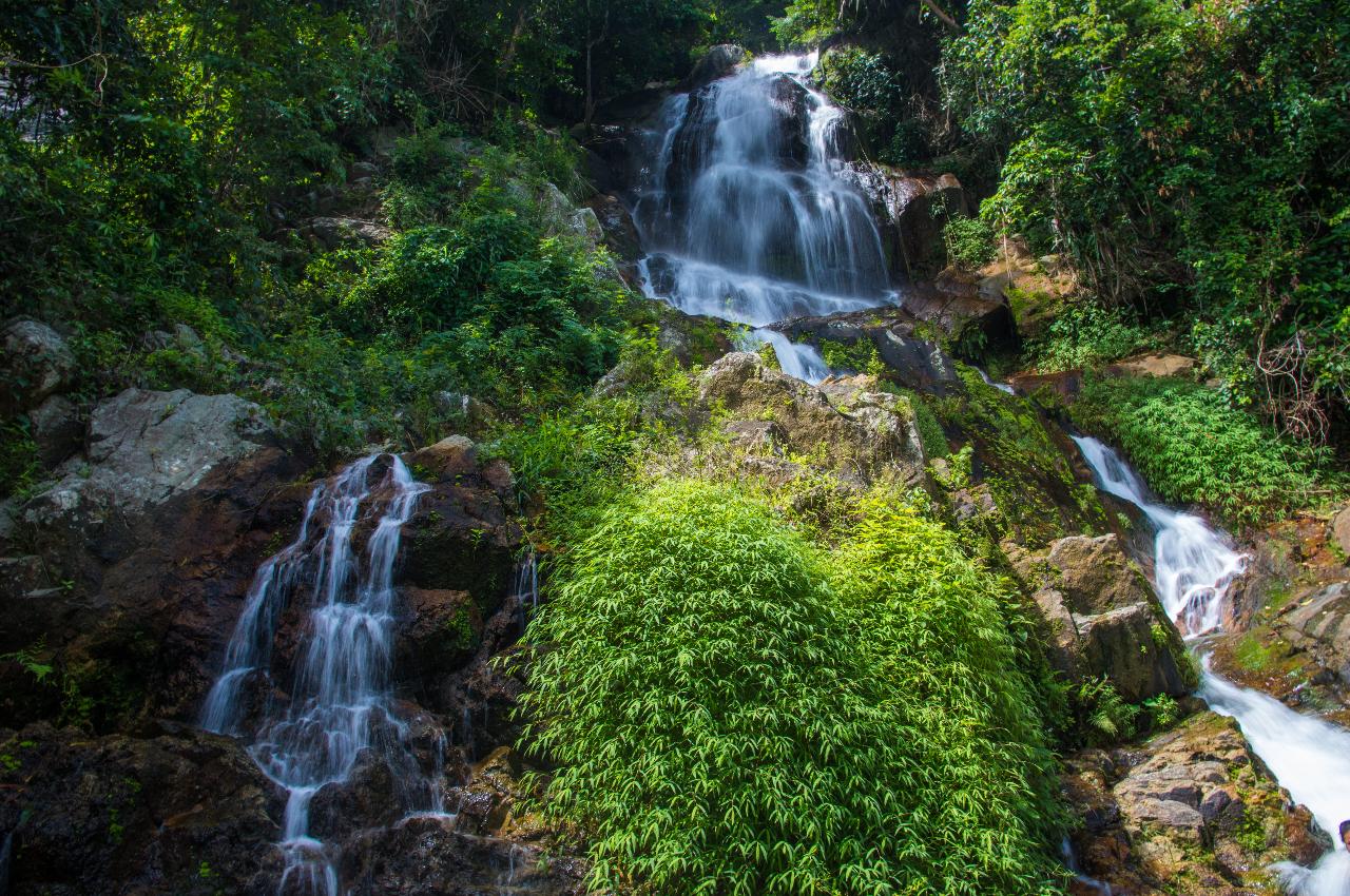Samui Novice Waterfall ATV Tour 9
