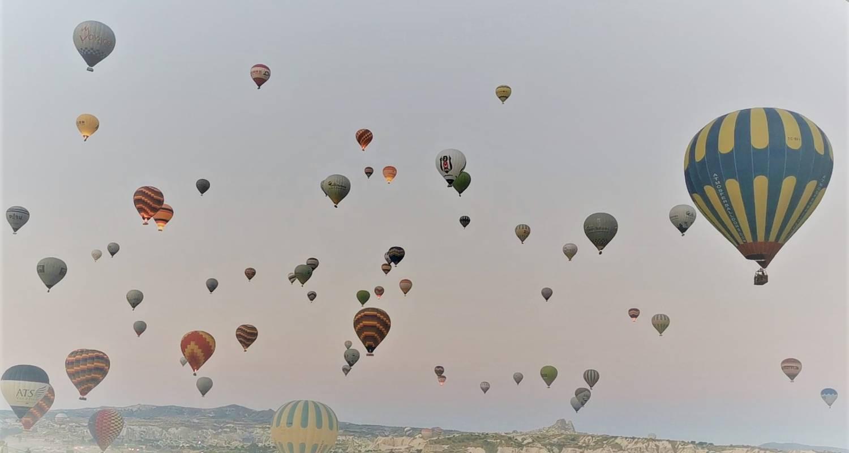 Istanbul and Cappadocia Tour 2