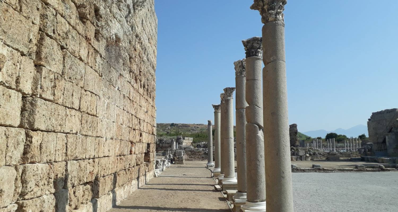 Istanbul Ephesus and Pamukkale Tour 7