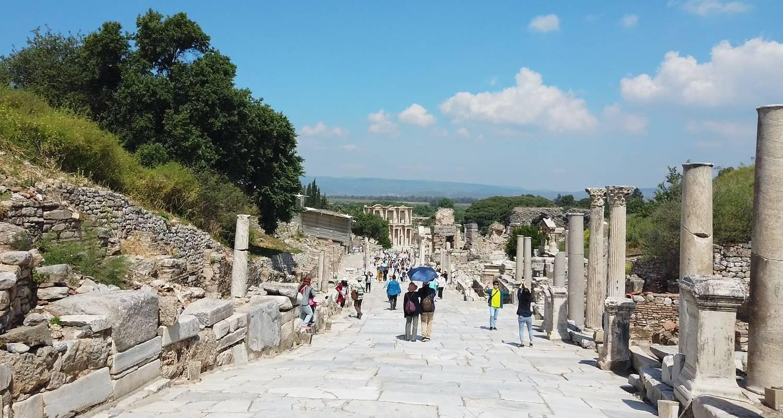 Istanbul Ephesus and Pamukkale Tour 5