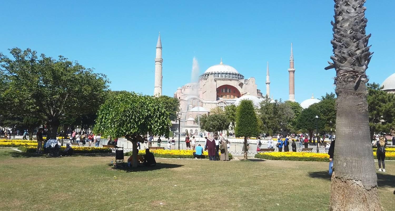 Istanbul Ephesus and Pamukkale Tour 4