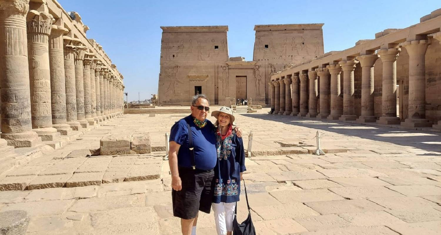 5 Star Nile Cruise from Aswan to Luxor 9