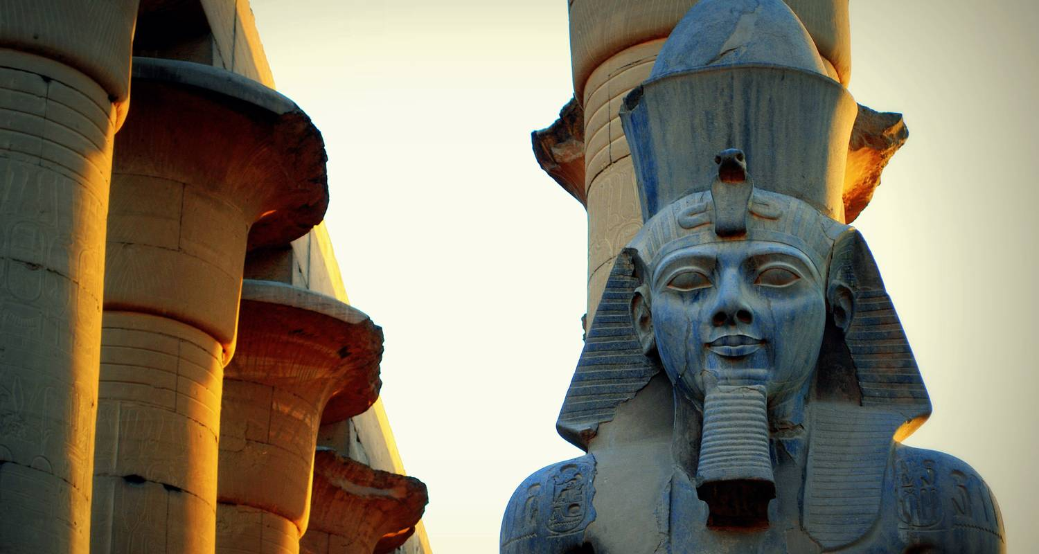 5 Star Nile Cruise from Aswan to Luxor 1