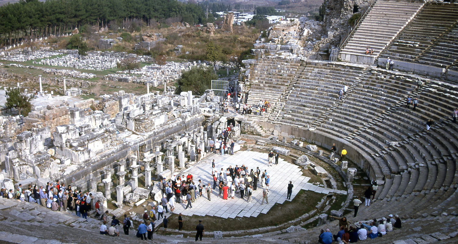 Pamukkale and Ephesus Tour from Istanbul 1