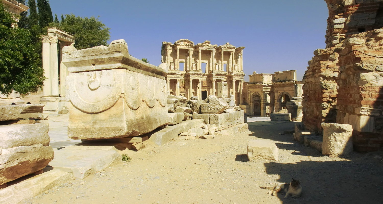 Pamukkale and Ephesus Tour from Istanbul 2