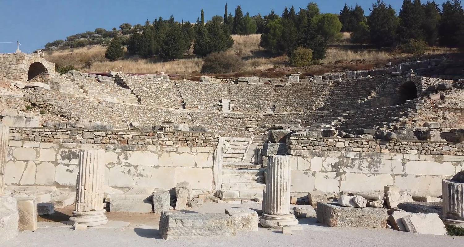 Pamukkale and Ephesus Tour from Istanbul 3