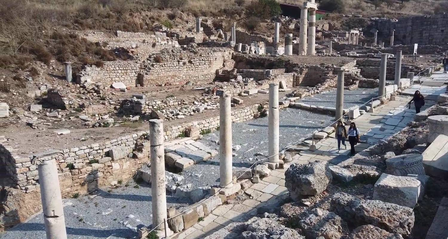 Pamukkale and Ephesus Tour from Istanbul 5