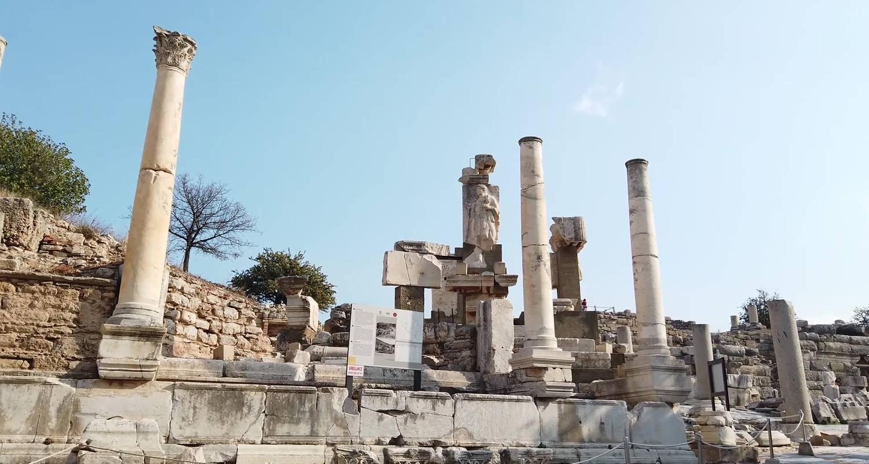 Pamukkale & Ephesus Tour from Istanbul 5