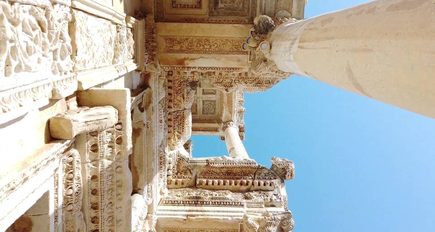 Pamukkale and Ephesus Tour from Istanbul 8