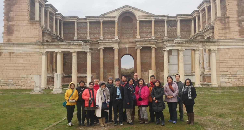 Izmir Seven Churches of Revelation Tour 8