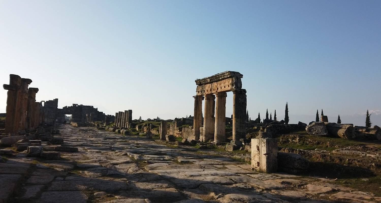 Pamukkale & Ephesus Tour from Istanbul 1