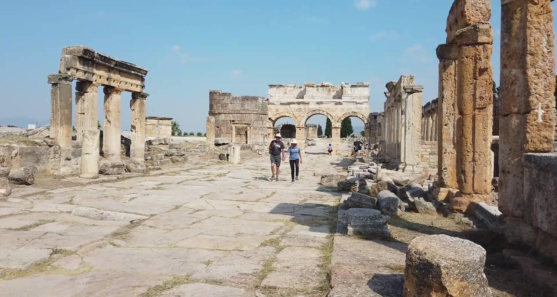 Pamukkale & Ephesus Tour from Istanbul 2