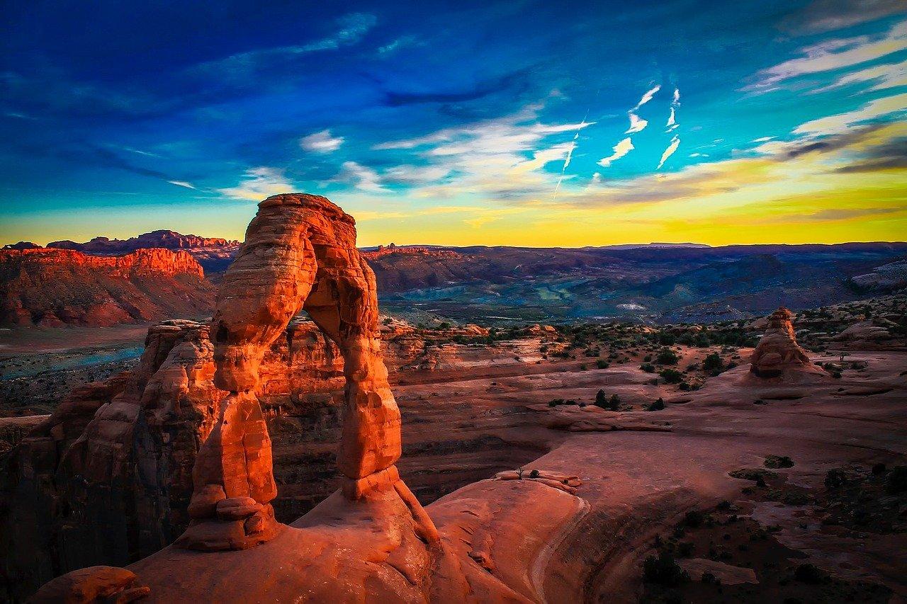 US Southwest National Parks Tour From Las Vegas 1