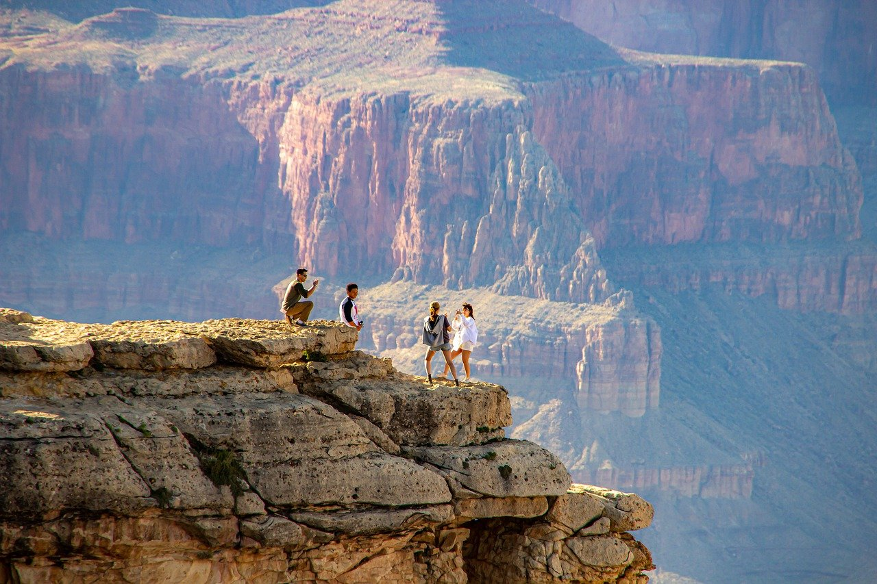 US National Park Tour - Grand Canyon South Rim, Zion, Lake Powell, Monument Valley & Bryce 7