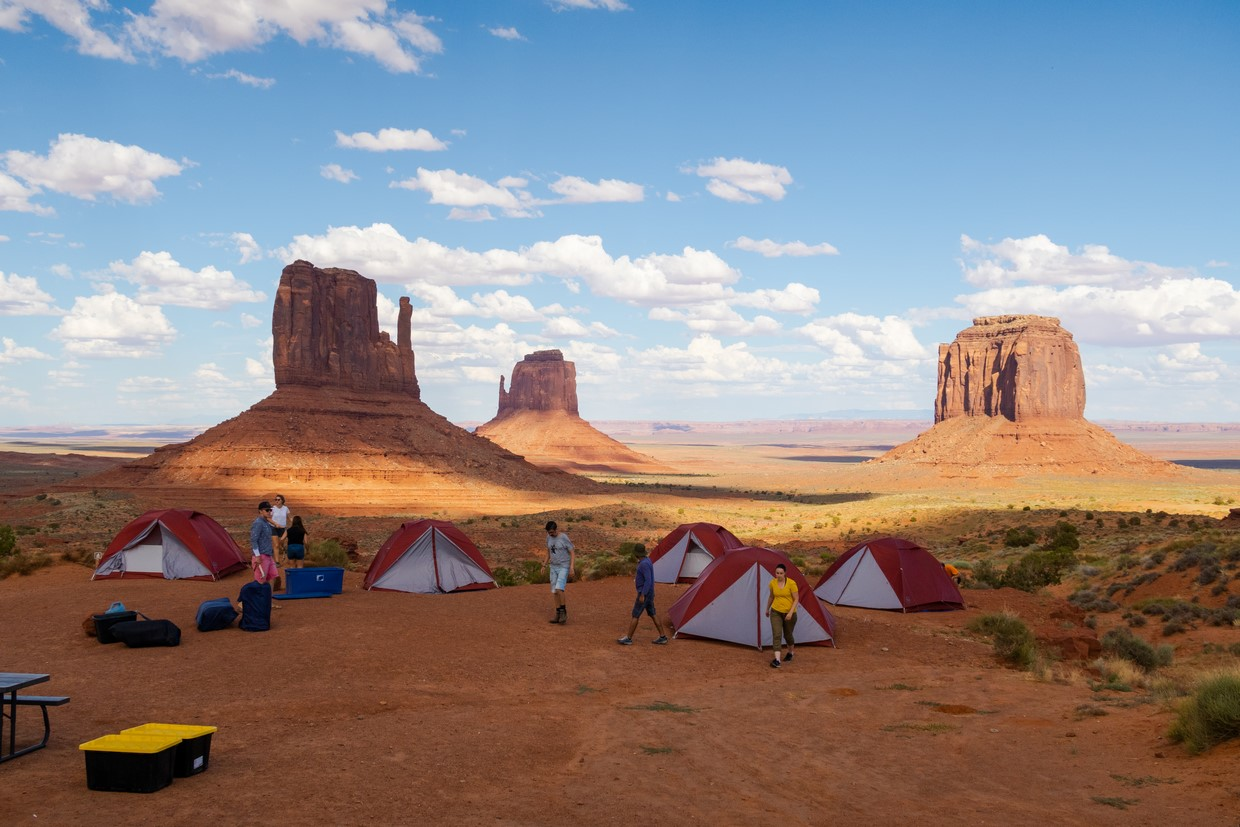 US National Park Tour - Grand Canyon South Rim, Zion, Lake Powell, Monument Valley & Bryce 6
