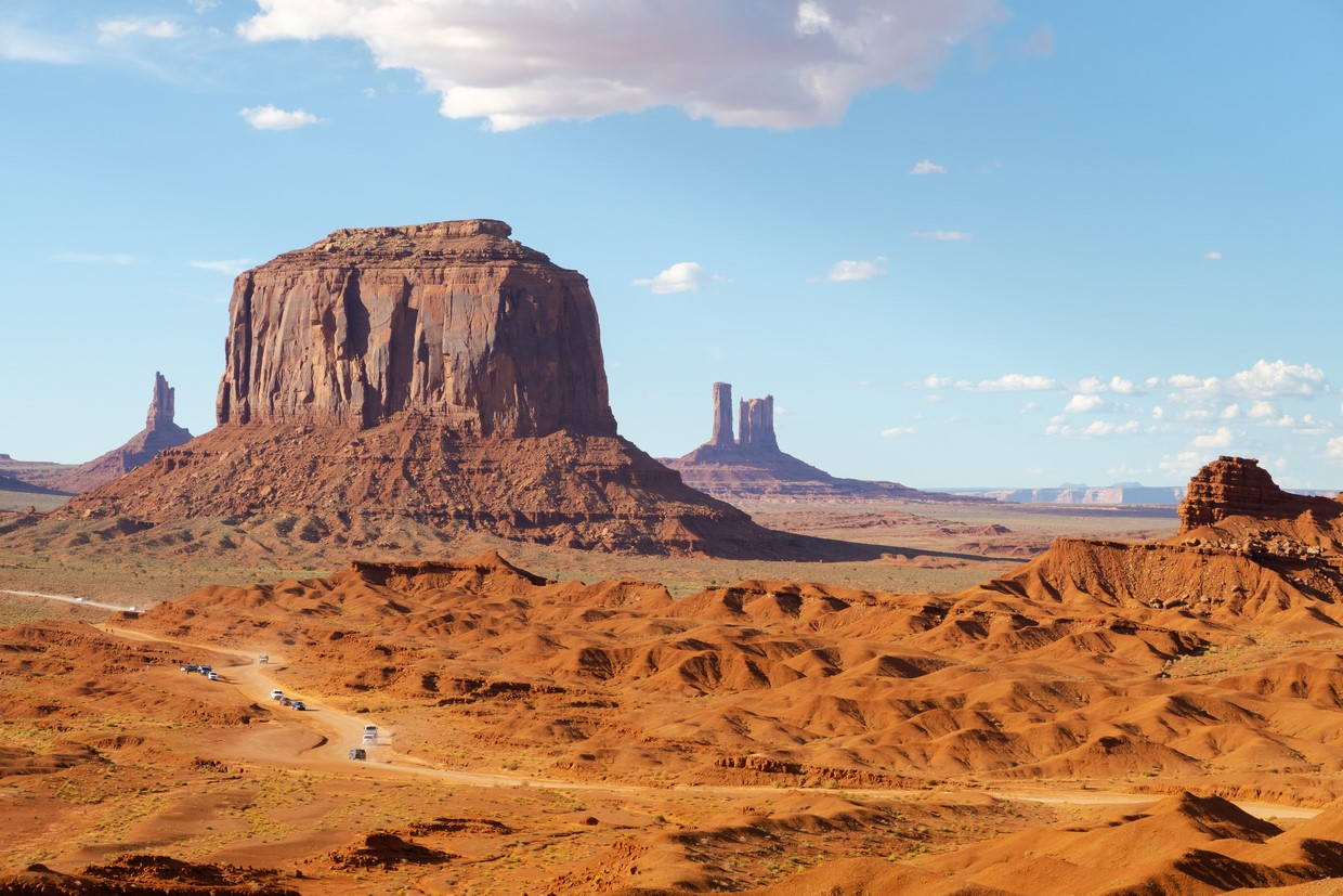 US National Park Tour - Grand Canyon South Rim, Zion, Lake Powell, Monument Valley & Bryce 3