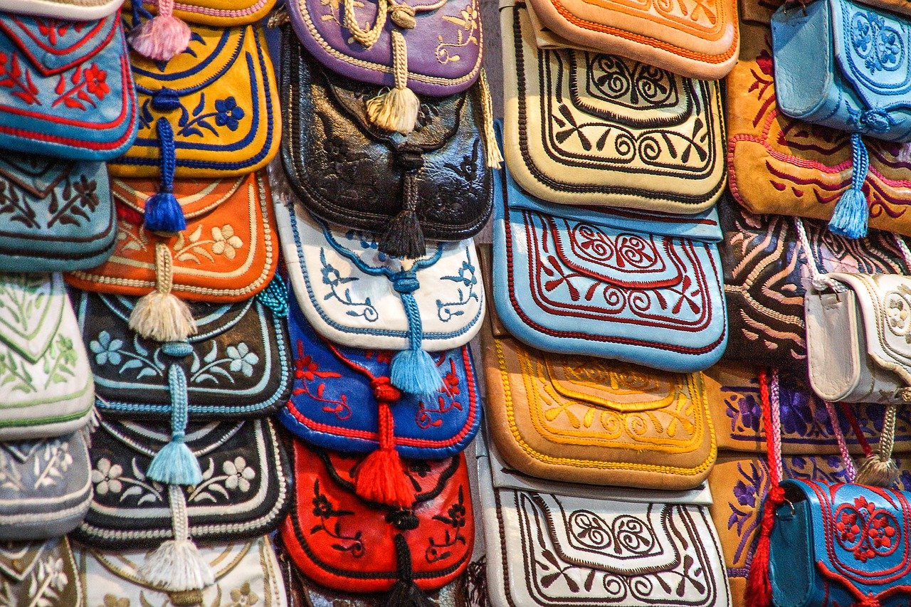 leather morocco