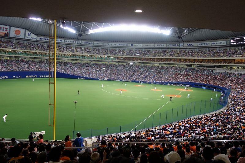 Watching Kabuki, Baseball and Sumo Game at Fukuoka 3