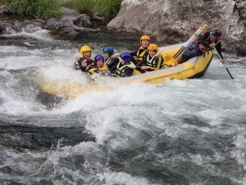 Kuma River Rafting Tour 1