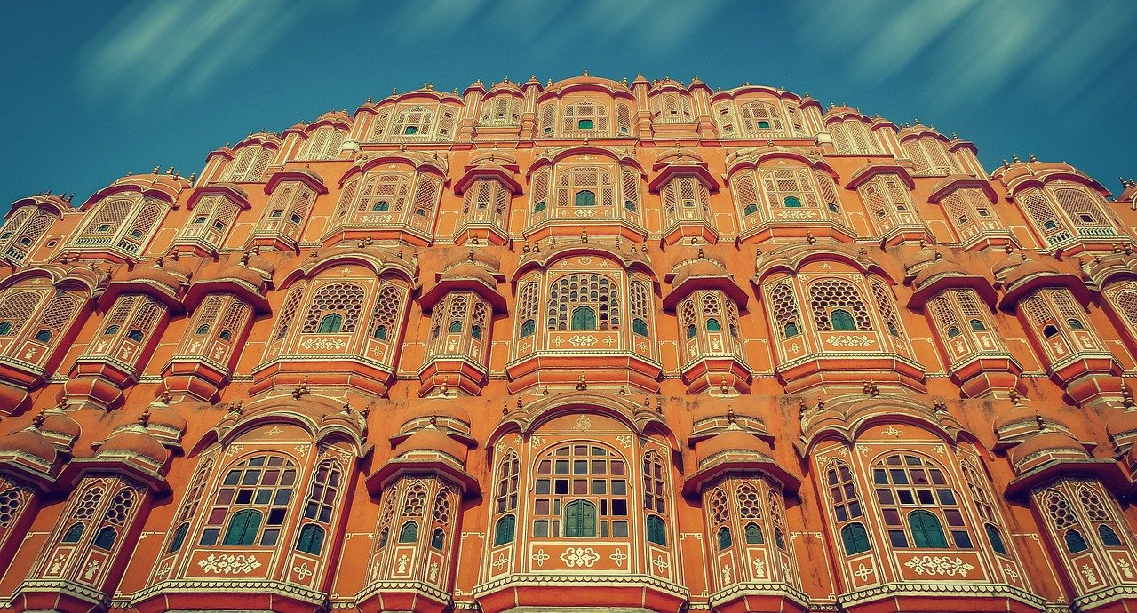 Hawa Mahal in India