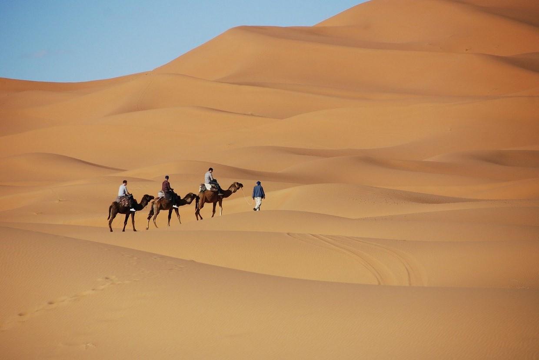 Desert Tour From Marrakech 7