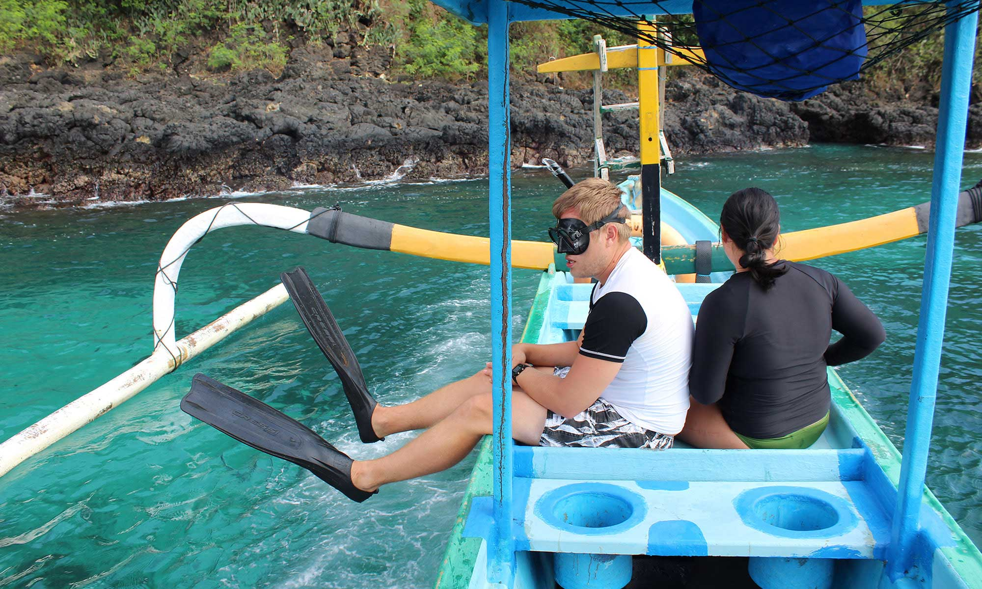 Blue Lagoon PadangBai Snorkeling with Private Hotel Transfer 2