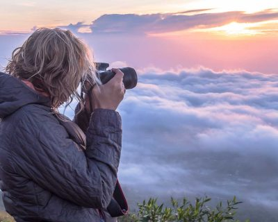 #Mount Batur