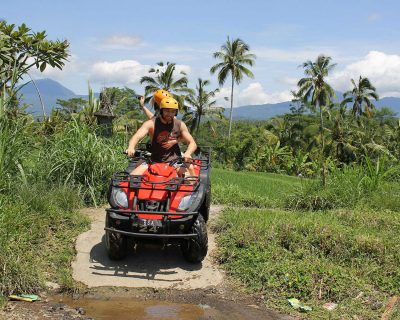 ATV quad bike adventure