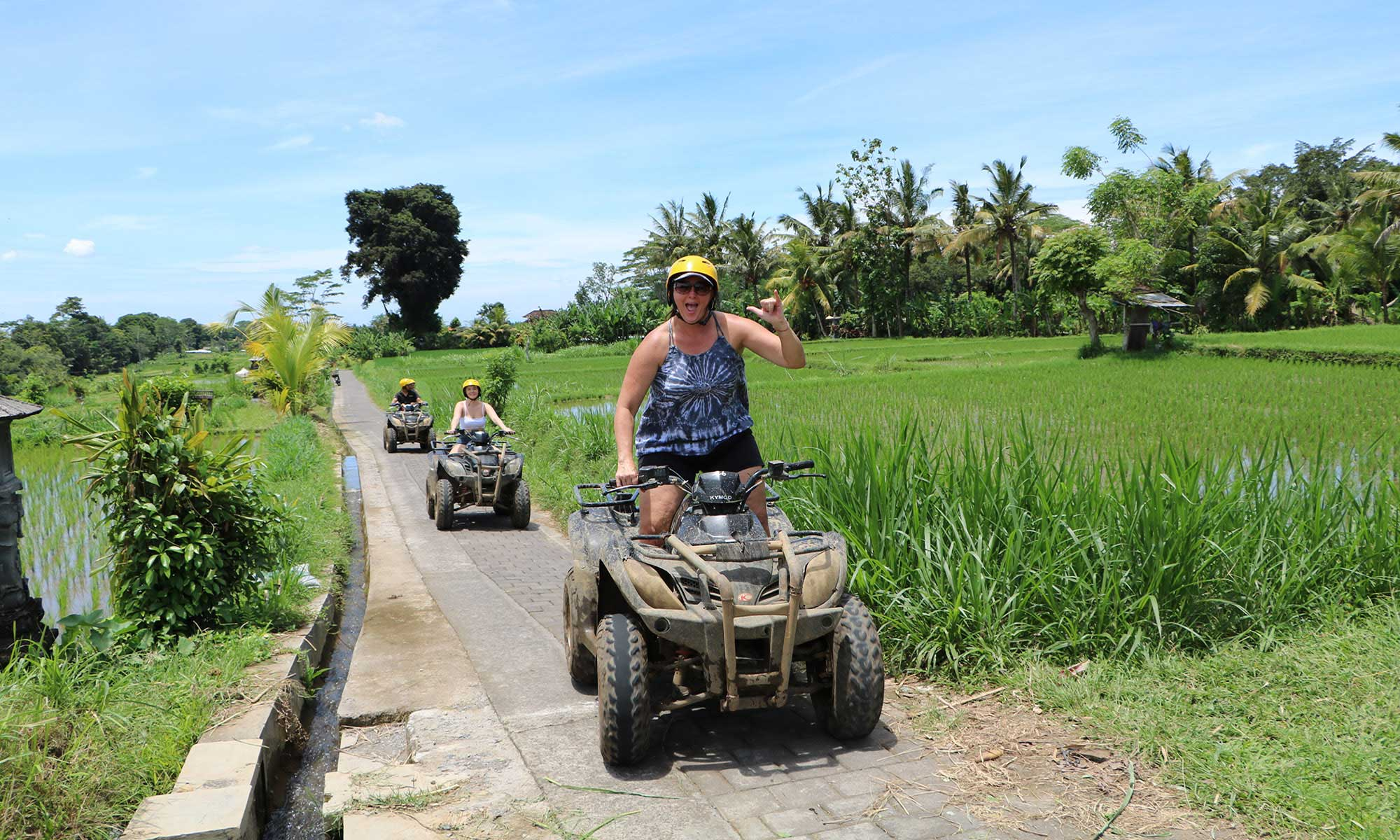 Bali Quad Bike Adventure with Private Hotel Transfers 3