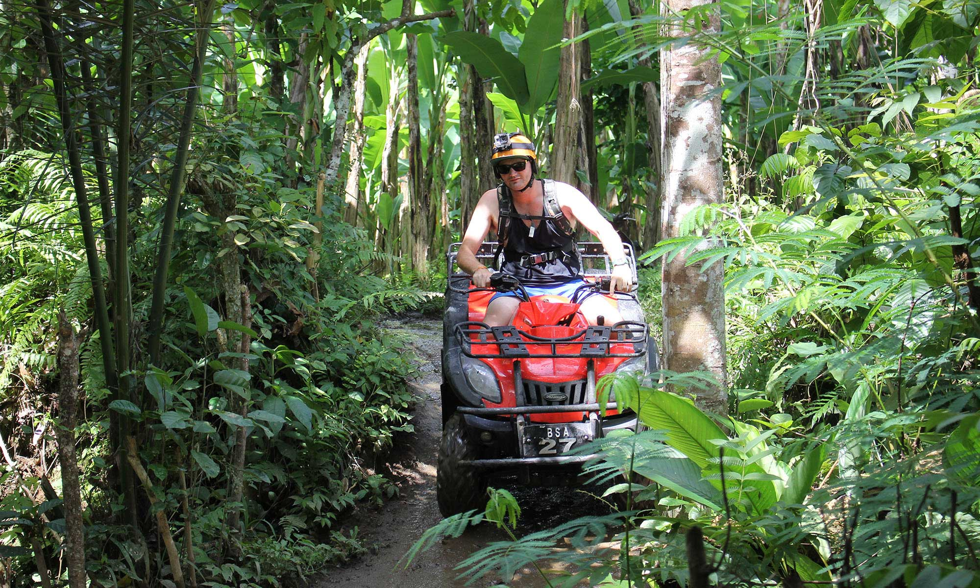 2 Hours Bali ATV Tour with Hotel Transfer 4