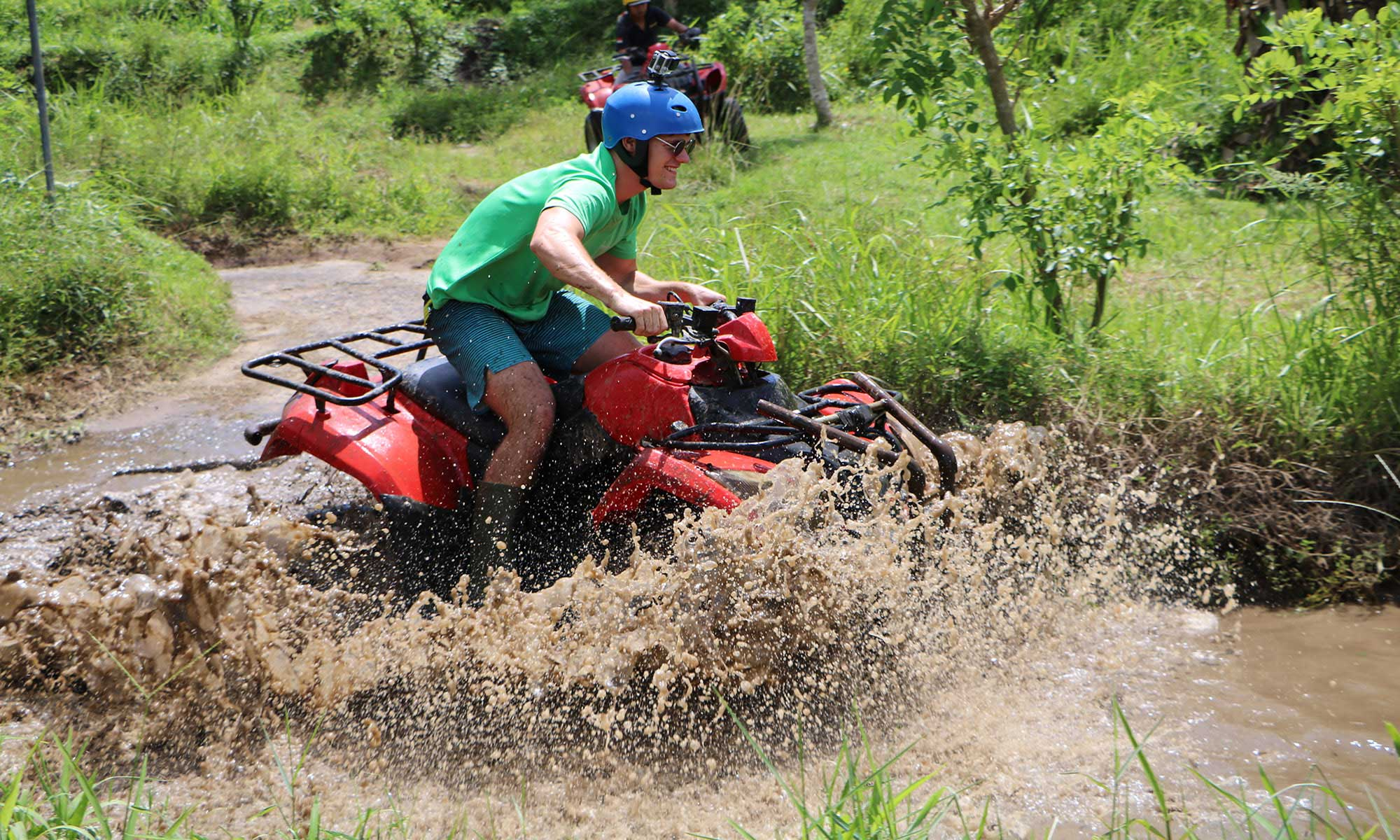 Bali Quad Bike Adventure with Private Hotel Transfers 5