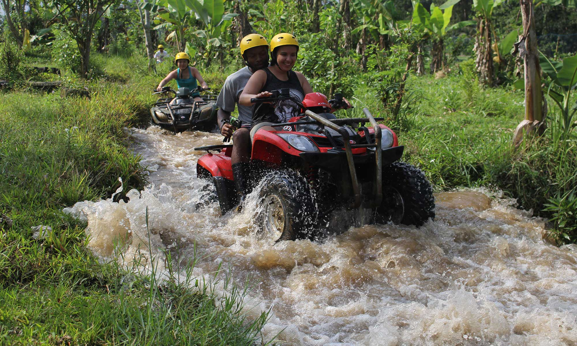 Bali Quad Bike Adventure with Private Hotel Transfers 6