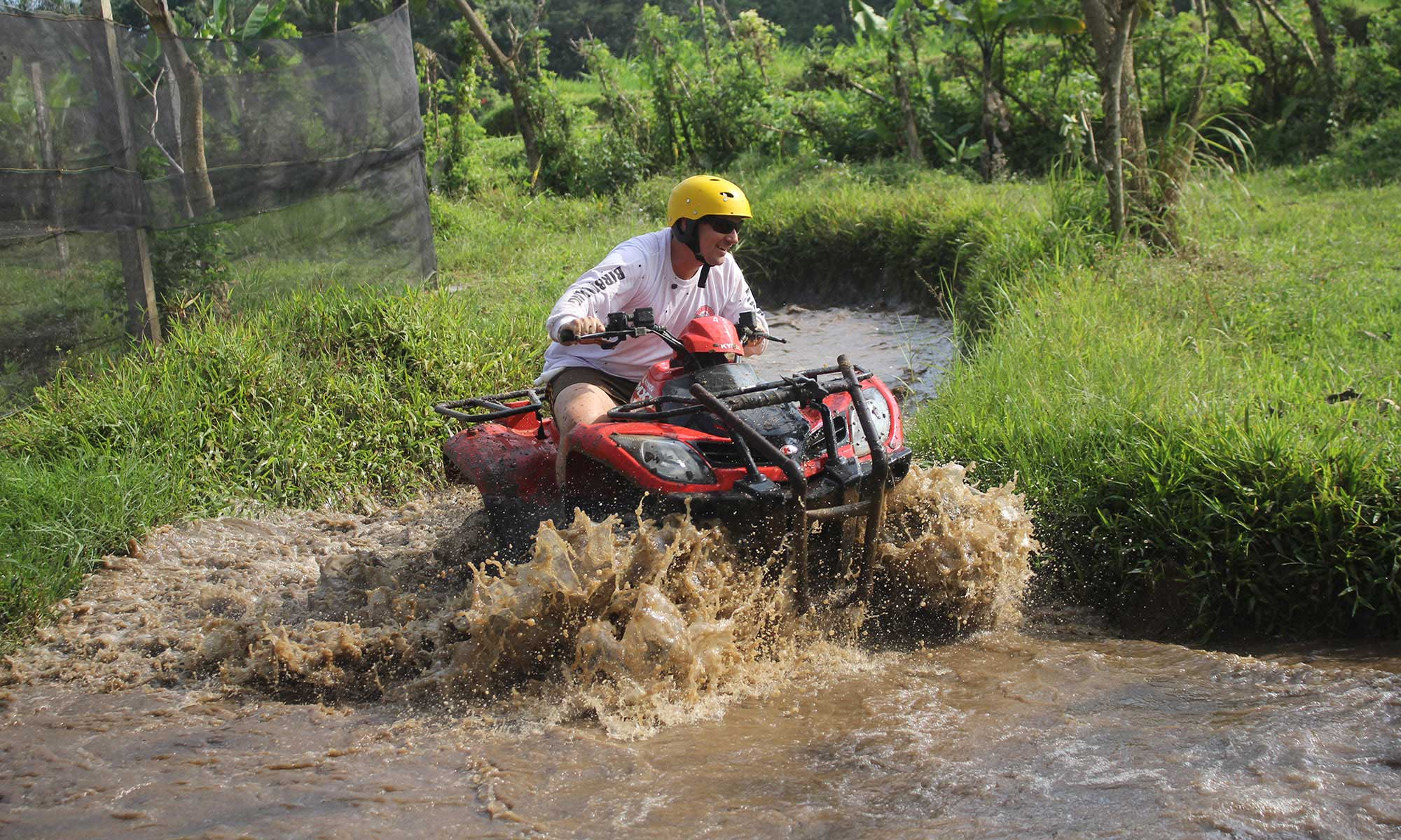 Bali Quad Bike Adventure with Private Hotel Transfers 7