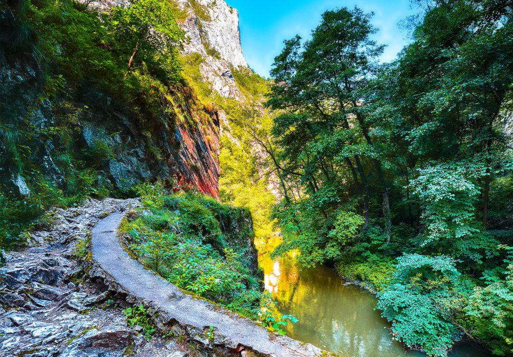 Turda Salt Mine, Turzii Gorge and Rimetea Village 5