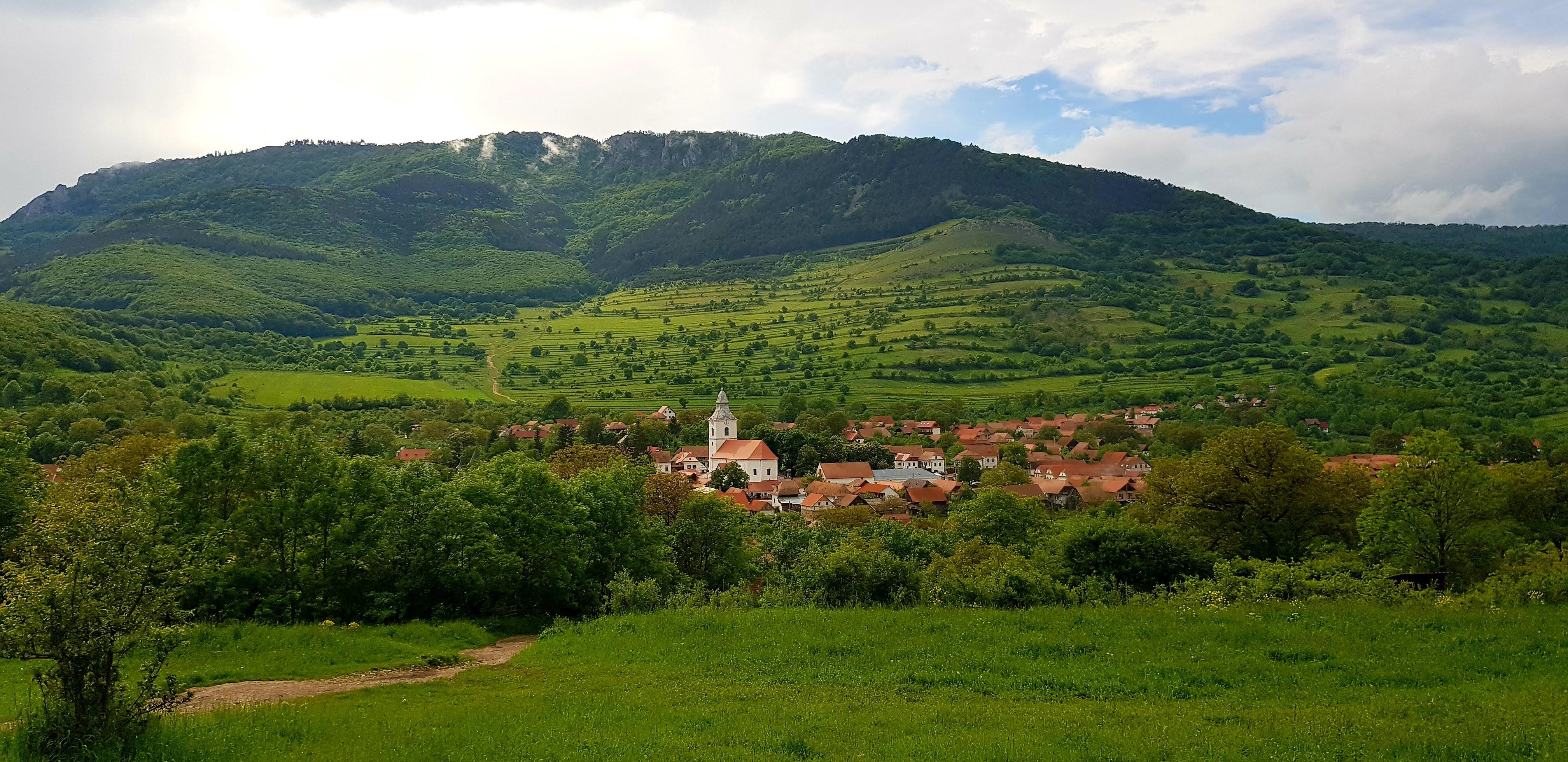 Turda Salt Mine, Turzii Gorge and Rimetea Village 7