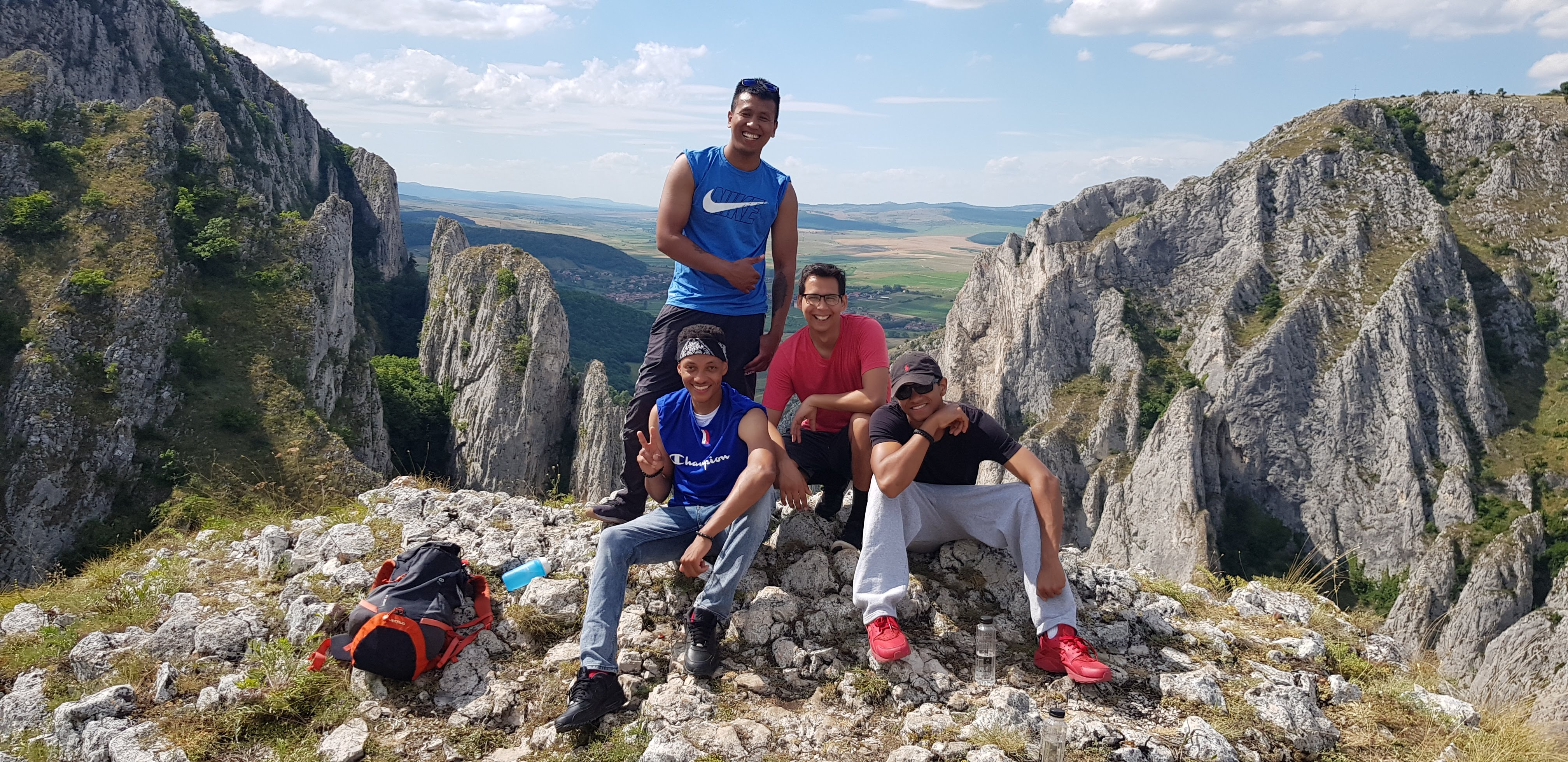 Turda Salt Mine, Turzii Gorge and Rimetea Village 2