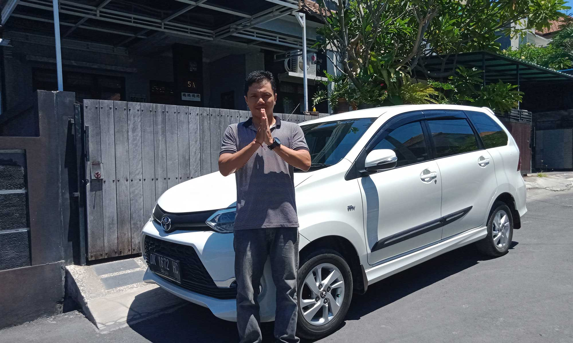 Private Bali Car Charter with Driver 2