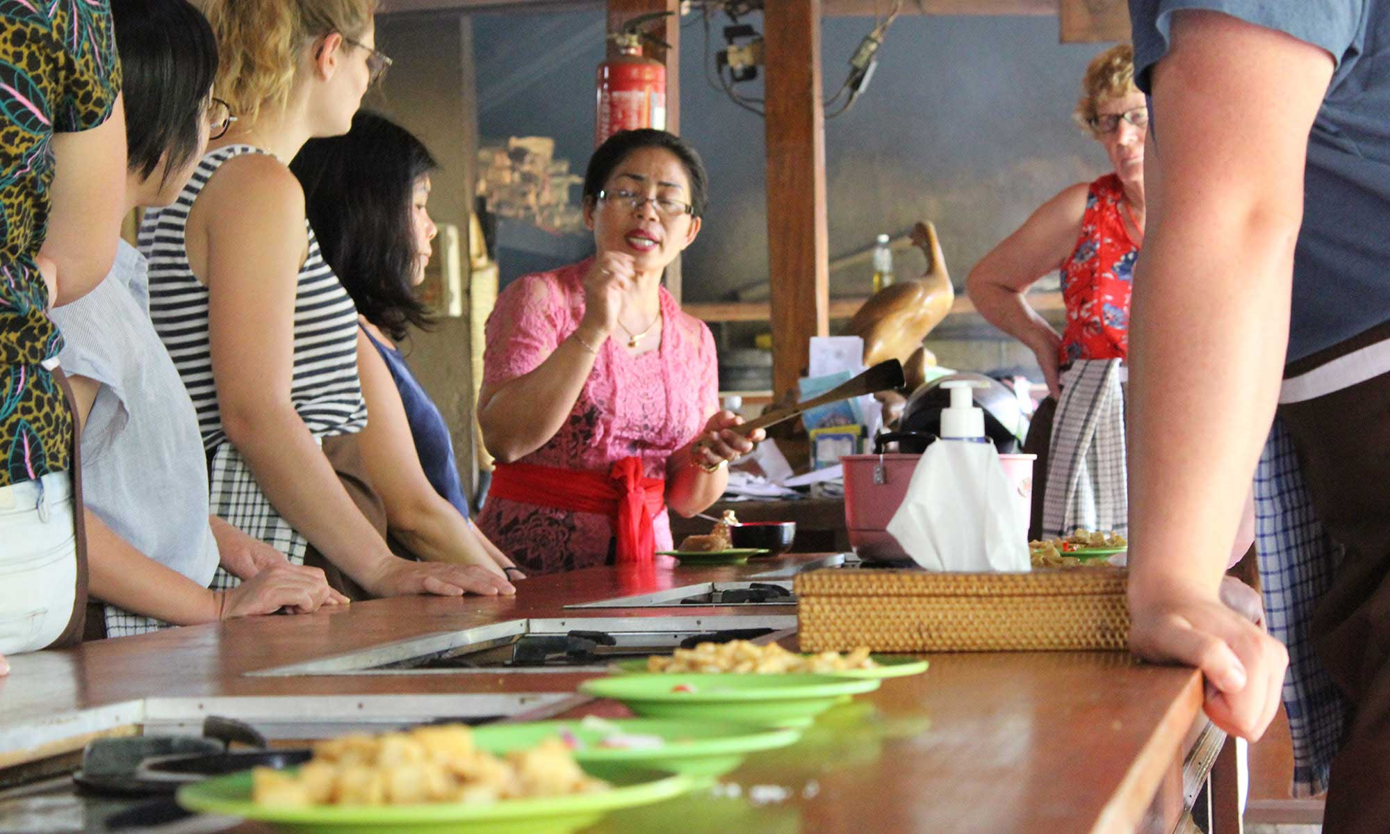 Bali Cooking Class Experience
