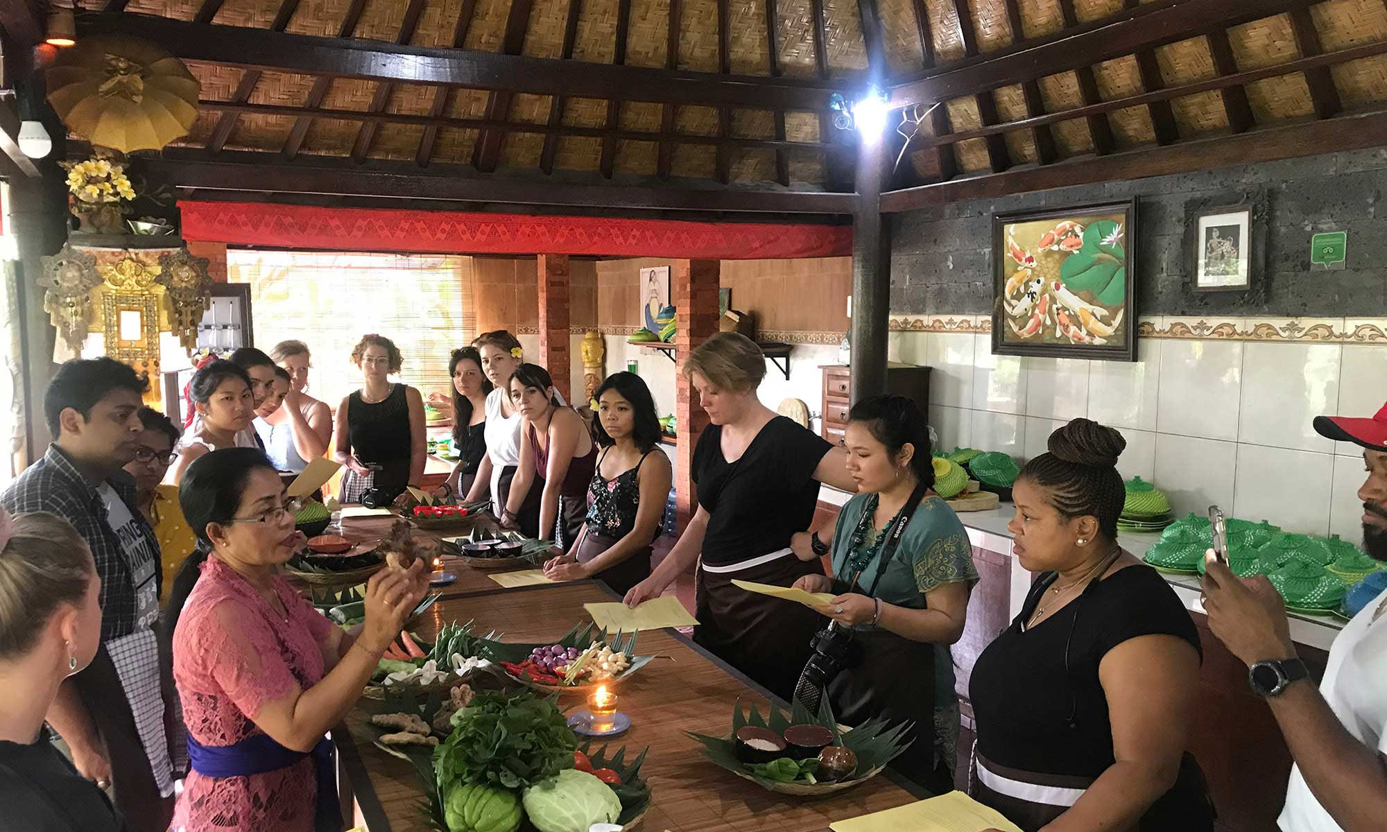 Bali Cooking Class Experience 3