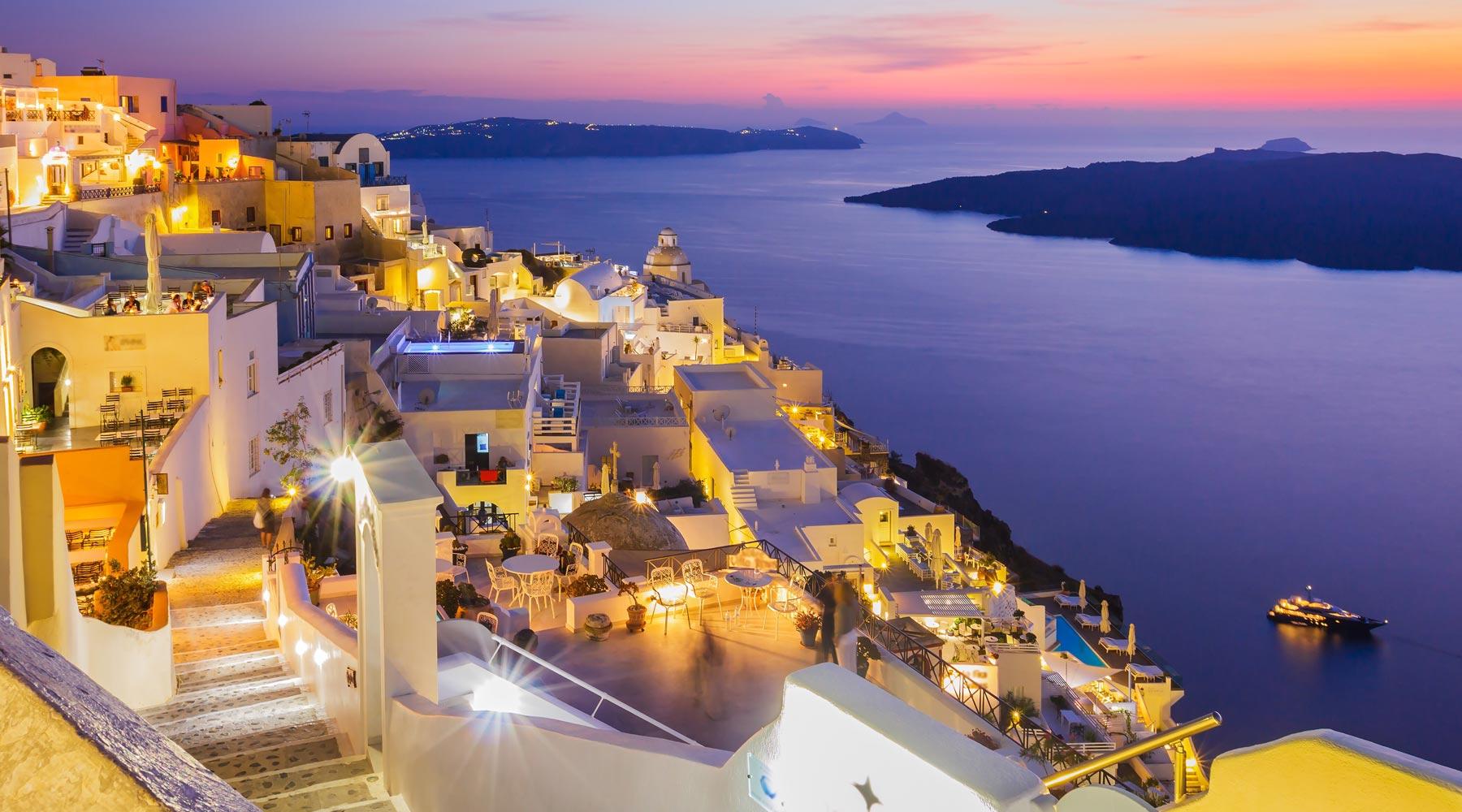 Lovely Santorini - The Gem of the Aegean Sea in Greece 1