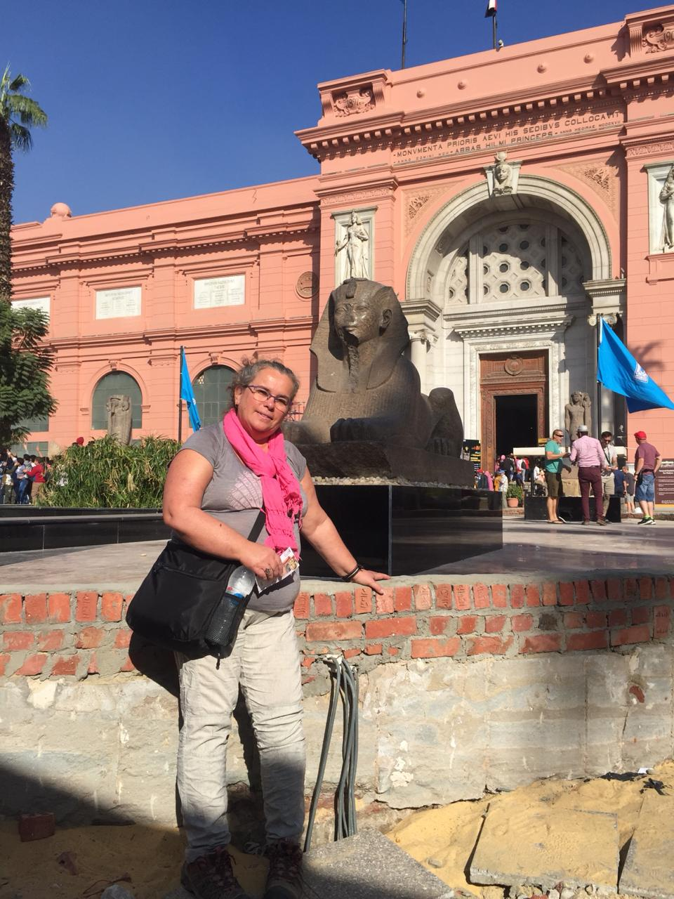 8-Hour Day Tour: Giza Pyramids and Egyptian Museum 8