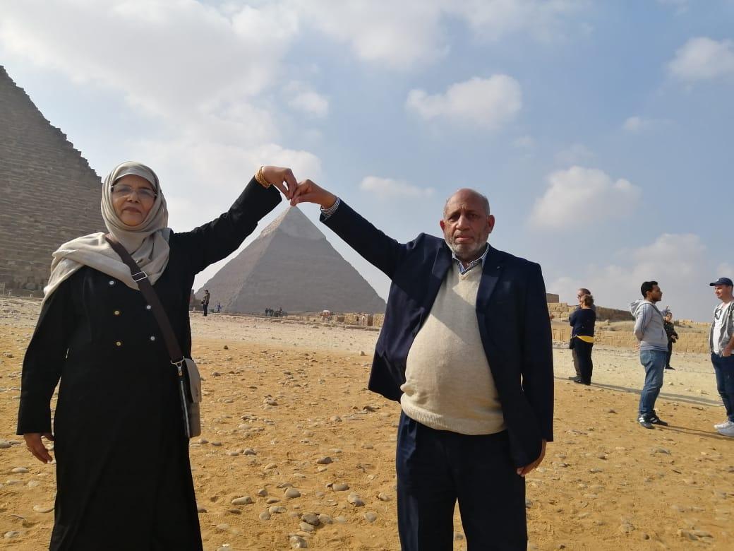 Full-Day Giza Pyramids and Memphis and Sakkara 8